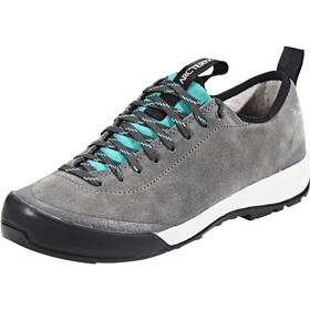 Arc'teryx Acrux SL Leather Approach Shoes Damen titan/bora bora